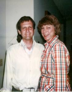 Elna Molnar and Jim Wing