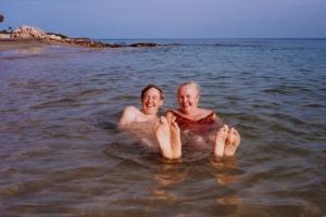 Jamaica 1984  Marilyn Muth & John Baughman