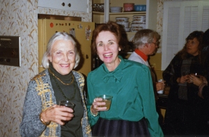 Mary Douthit Xmas Party Baughmans 1989