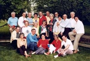 UU Picnic at Sylvia Olds's 1983