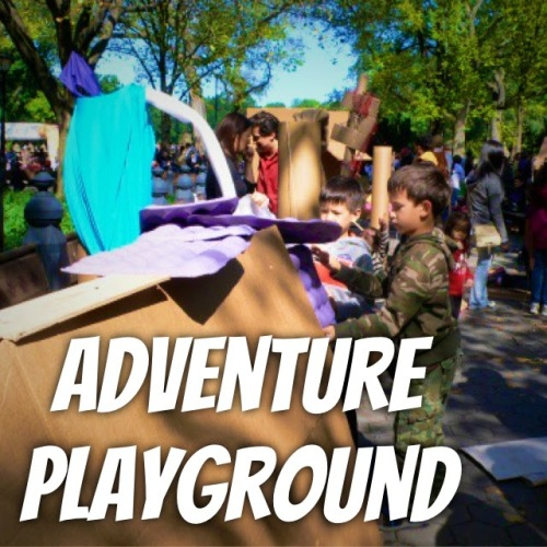 Adventure Playground Brings Community Together